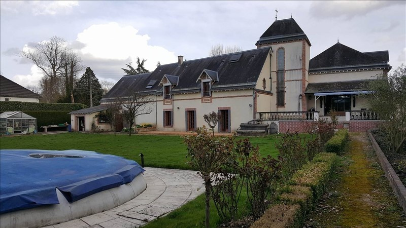 Vente de prestige maison / villa Maintenon 630 000€ - Photo 1