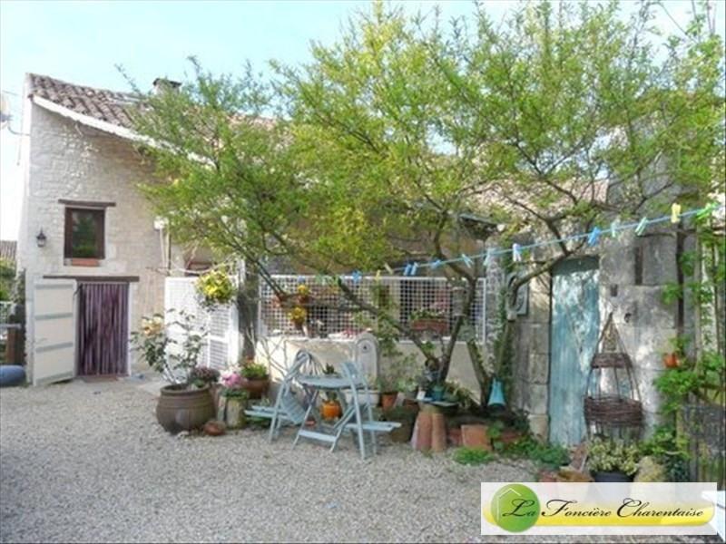 Vente maison / villa Marcillac lanville 70000€ - Photo 8