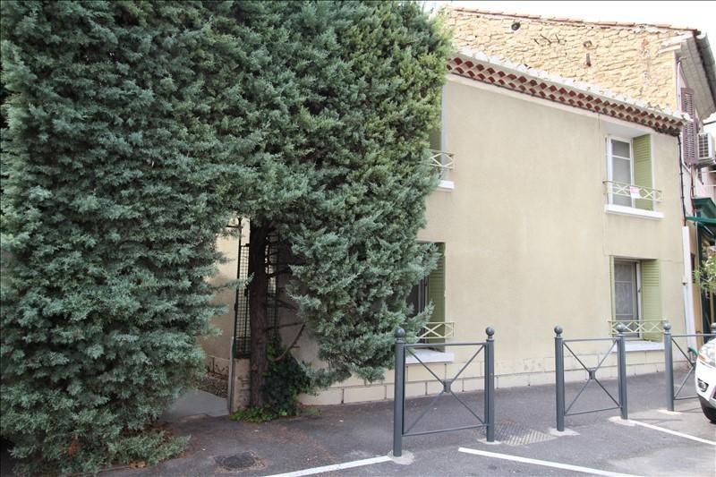 Vendita casa Carpentras 137800€ - Fotografia 1