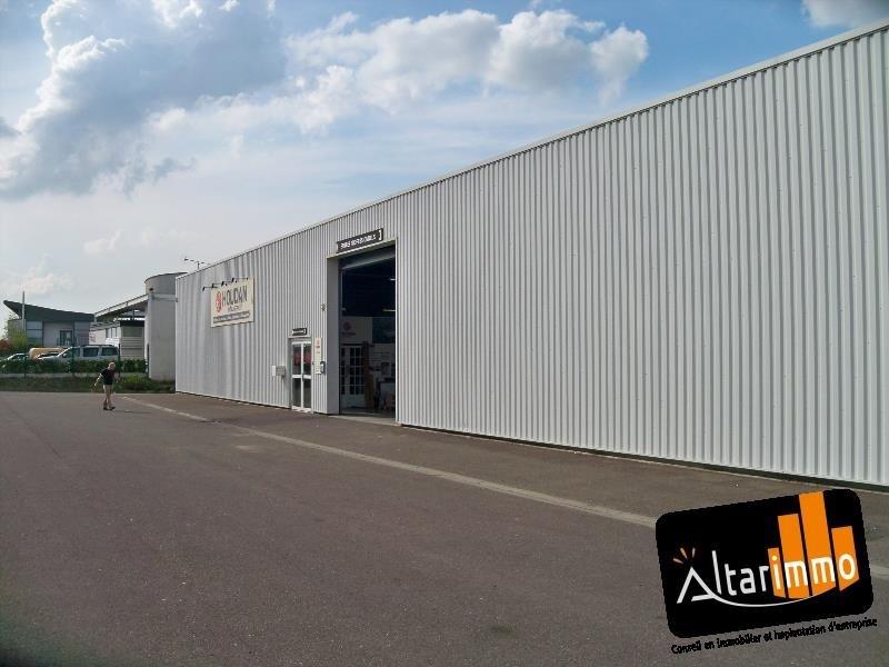 Location Local d'activités / Entrepôt Fontenay-sur-Eure 0