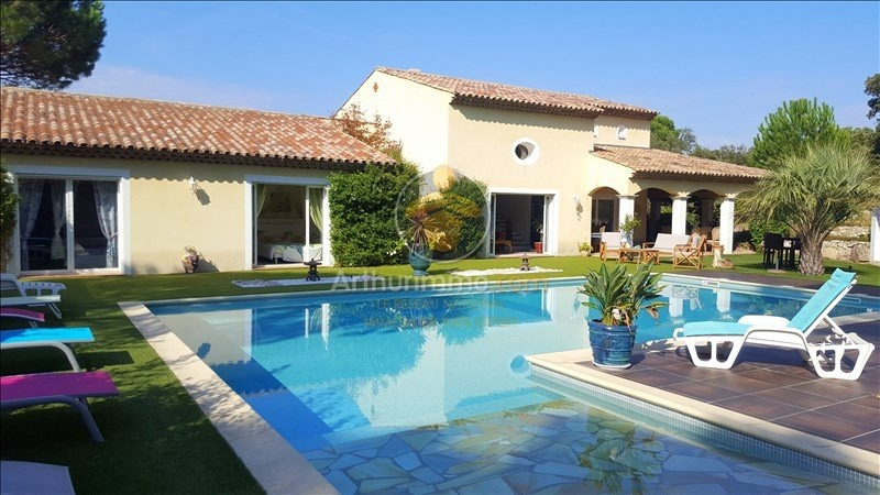 Vente de prestige maison / villa Plan de la tour 1 680 000€ - Photo 1
