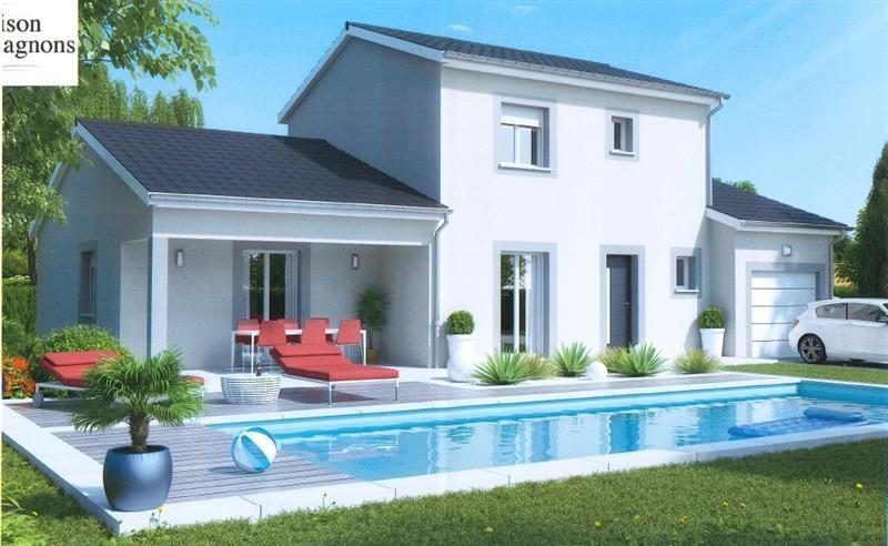 """Modèle de maison  """"Modèle de maison 5 pièces"""" à partir de 5 pièces Savoie par LA MAISON DES COMPAGNONS"""