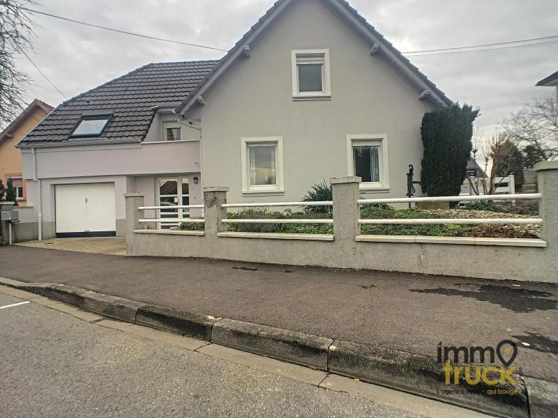 Sale house / villa La wantzenau 424000€ - Picture 1