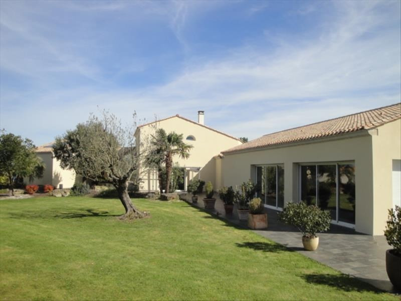Vente de prestige maison / villa Secteur la creche 590000€ - Photo 9