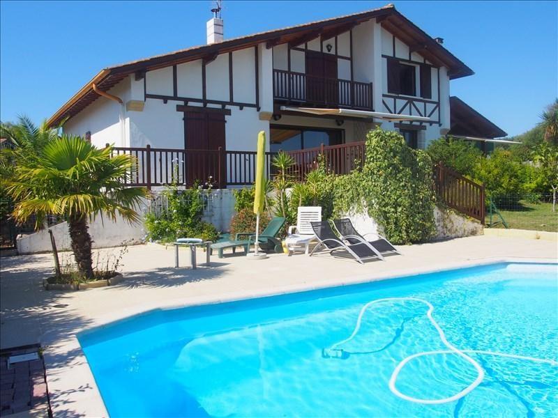 Deluxe sale house / villa Bidart 763000€ - Picture 2