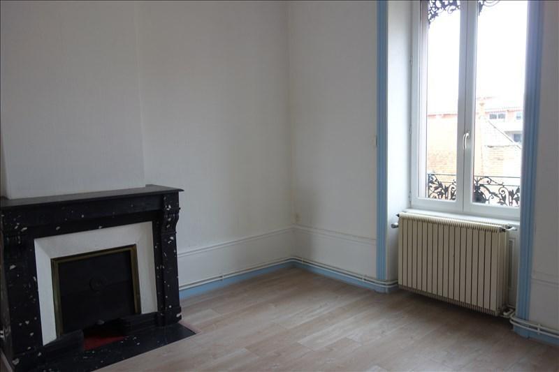 Rental apartment Roanne 416€ CC - Picture 1