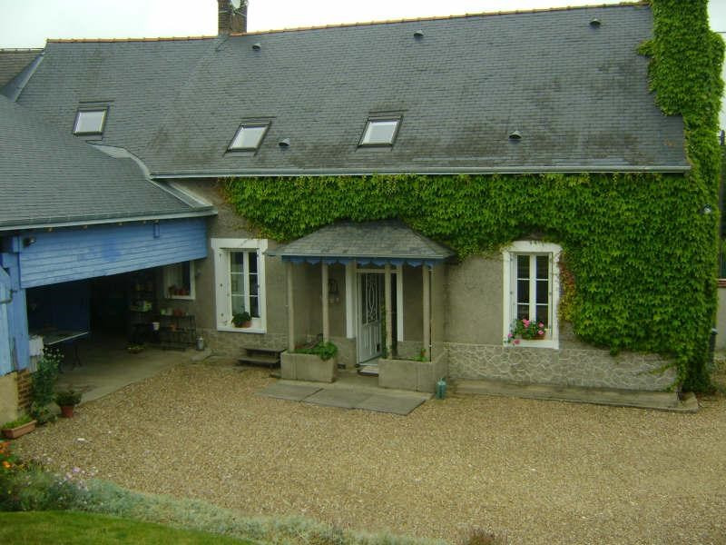 Location maison / villa Le boulay 756€ CC - Photo 1