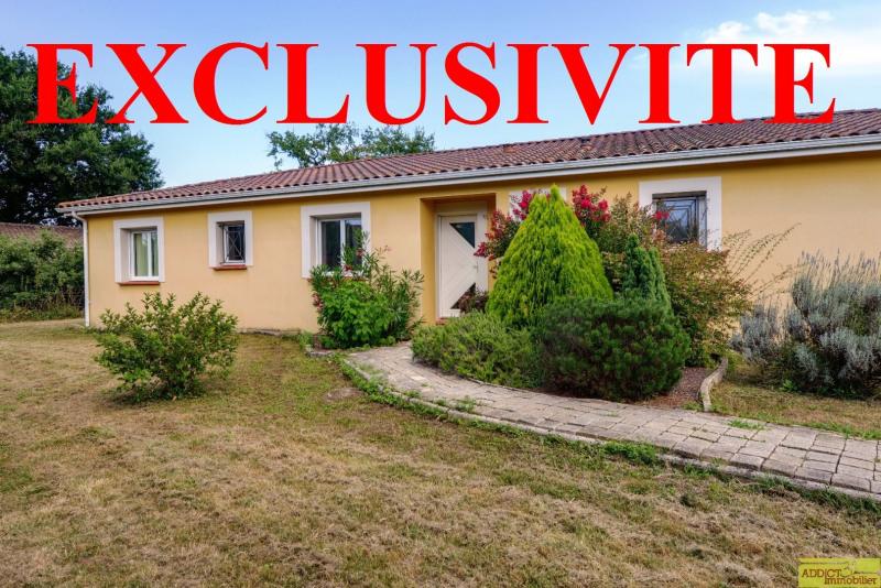 Vente maison / villa Secteur montastruc-la-conseillere 325500€ - Photo 1
