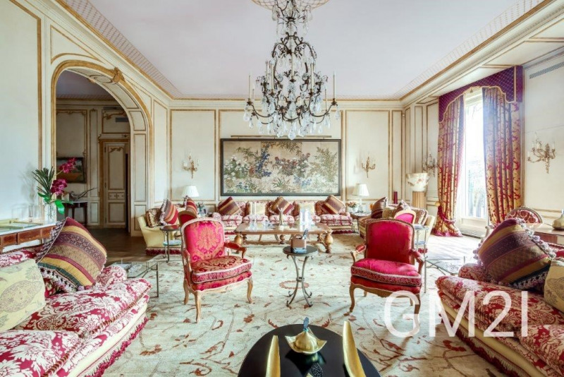 Vente de prestige appartement Paris 16ème 15 750 000€ - Photo 2