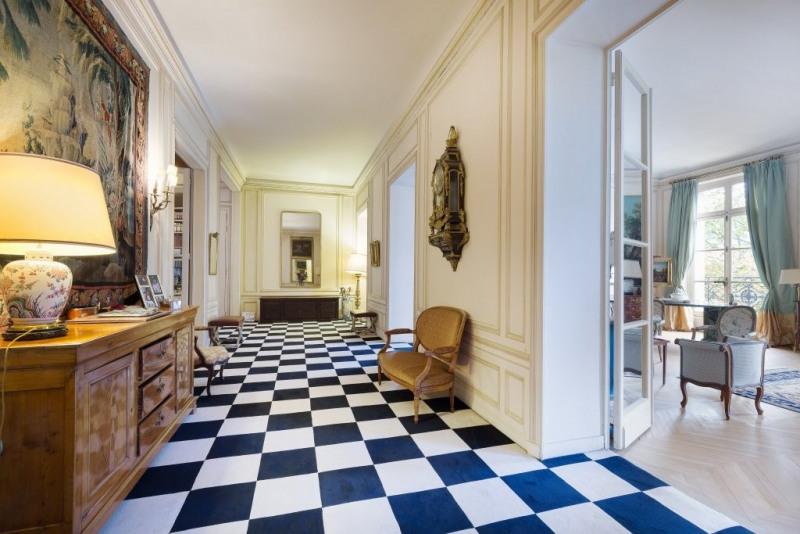 Revenda residencial de prestígio apartamento Paris 16ème 7500000€ - Fotografia 4