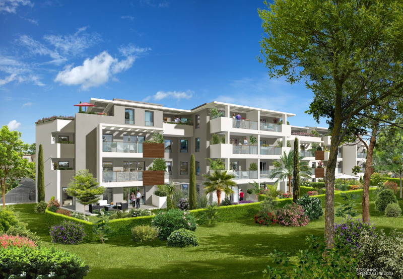 Vente appartement Gardanne 187500€ - Photo 2