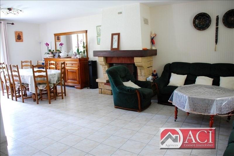 Vente maison / villa Montmagny 399000€ - Photo 2