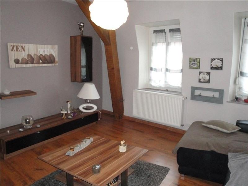 Vente appartement Montbeliard 108000€ - Photo 2