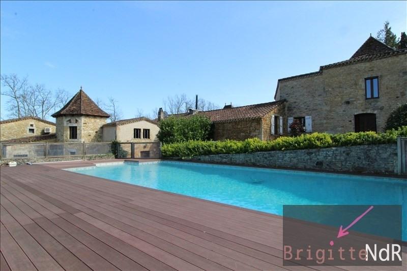 Deluxe sale house / villa Puy l eveque 1470000€ - Picture 19