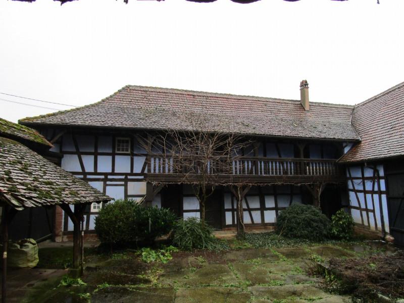 Sale house / villa Wilshausen 241500€ - Picture 3