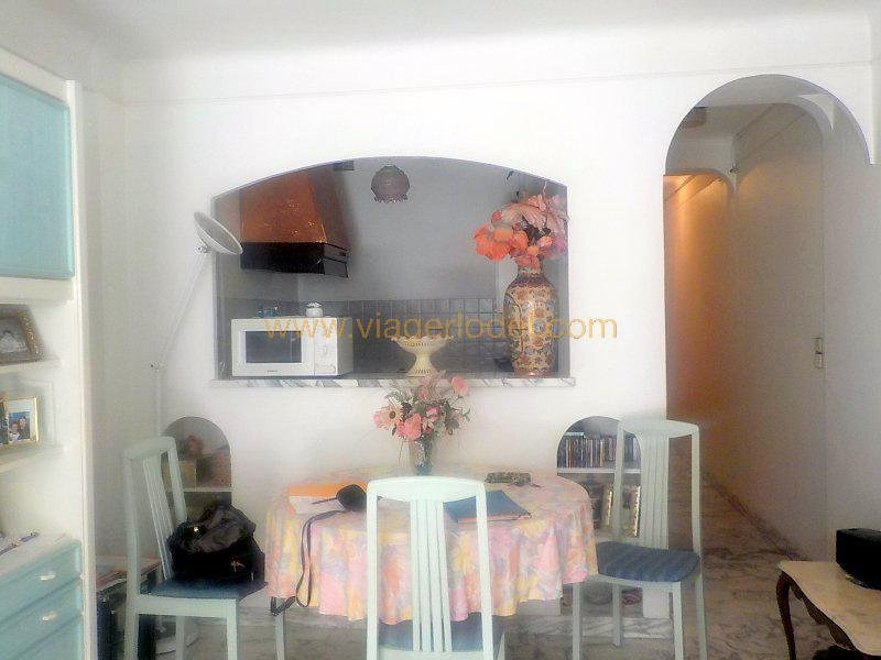 Viager appartement Juan-les-pins 55 000€ - Photo 1