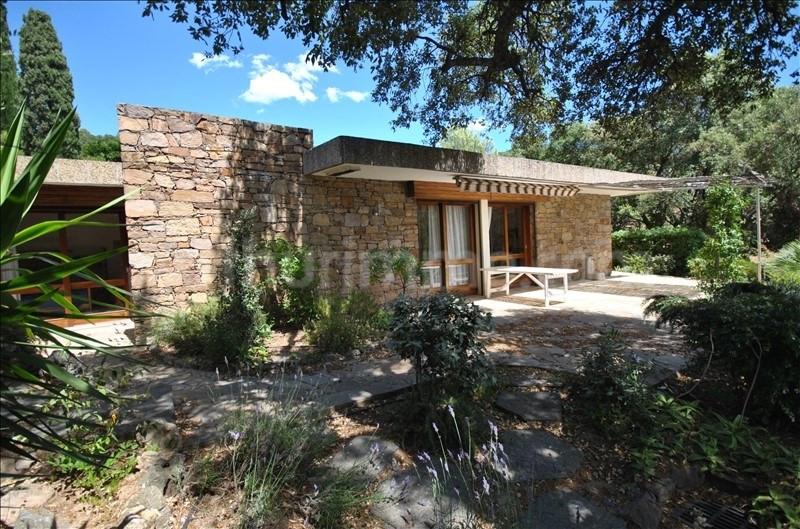 Deluxe sale house / villa St raphael 670000€ - Picture 1