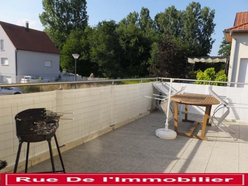 Vente appartement Gundershoffen 185000€ - Photo 1