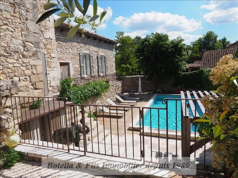 Verkoop van prestige  huis Uzes 799000€ - Foto 14