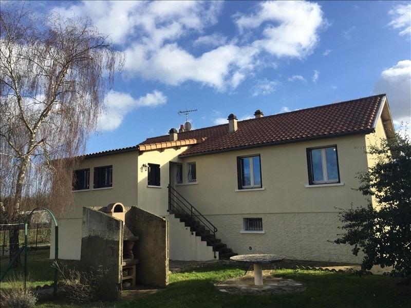 Vente maison / villa Iteuil 197000€ - Photo 1