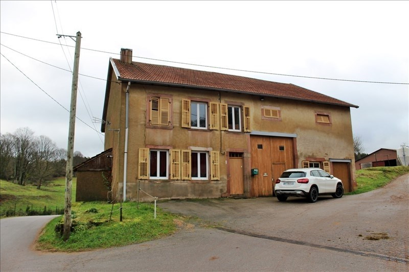 Vente maison / villa Menil de senones 79500€ - Photo 1