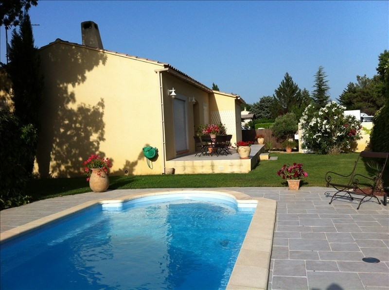 Sale house / villa Pelissanne 459 000€ - Picture 7