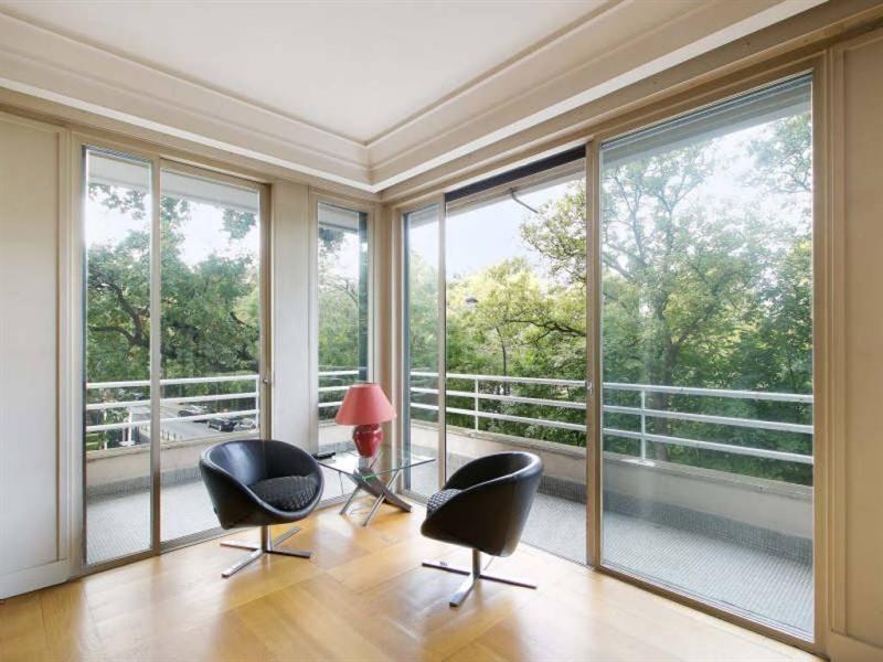 Venta de prestigio  apartamento Paris 16ème 1543800€ - Fotografía 2