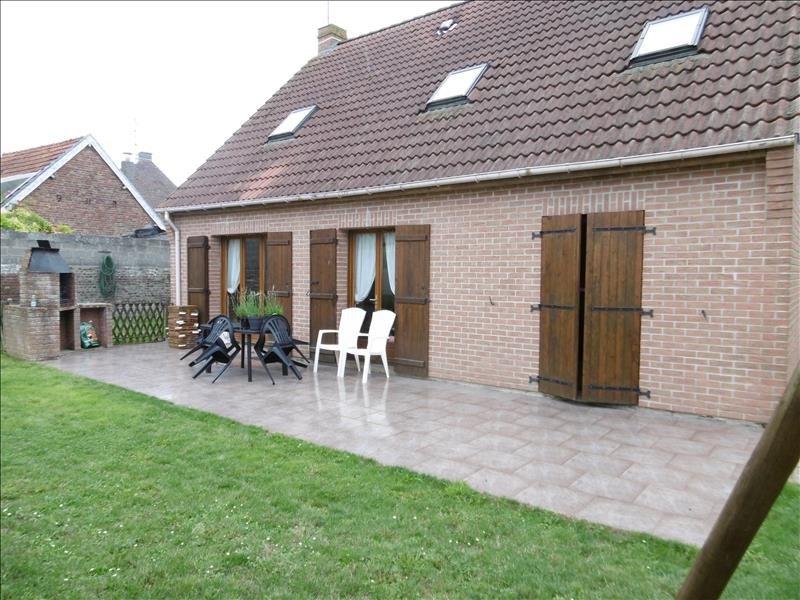 Vente maison / villa Oisy le verger 193350€ - Photo 1