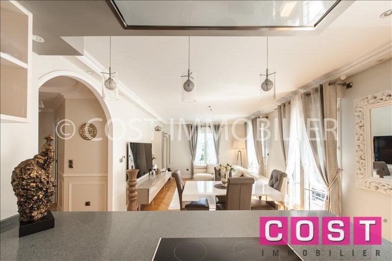 Verkoop  appartement La garenne colombes 590000€ - Foto 2
