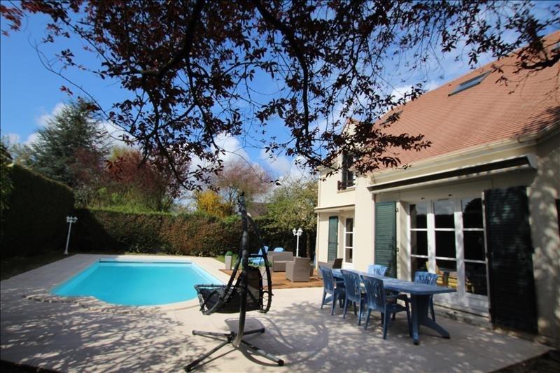 Sale house / villa La queue en brie 473200€ - Picture 4