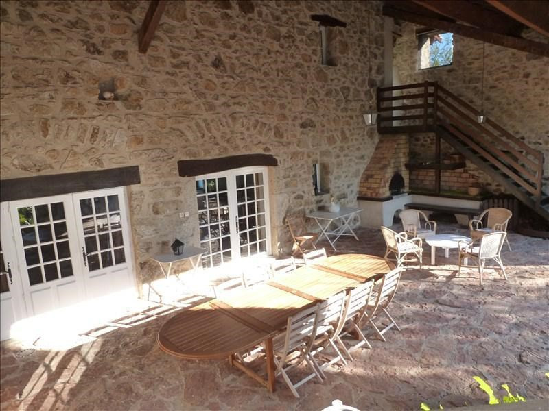 Vente maison / villa Cheminas 330 000€ - Photo 3