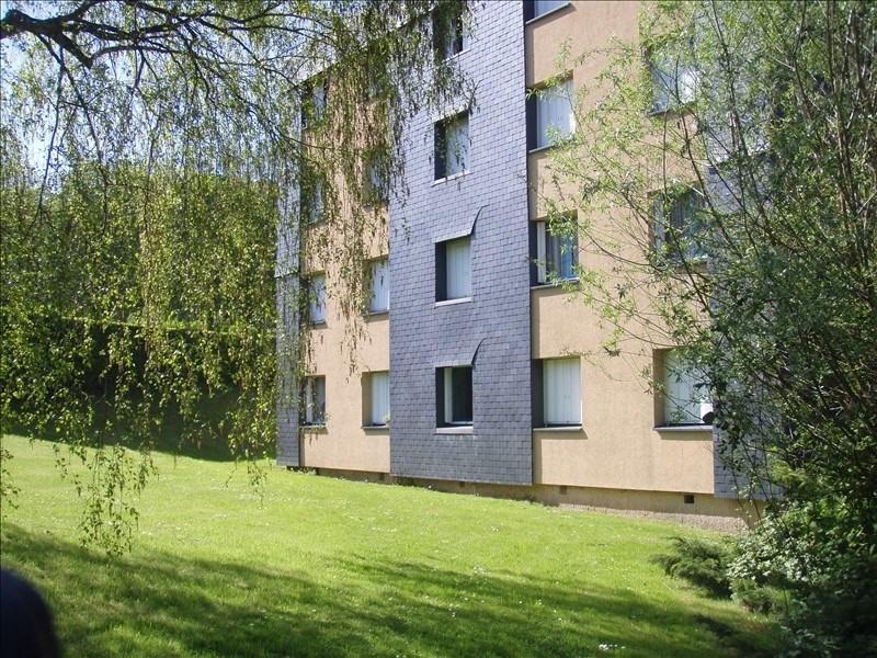 Sale apartment Honfleur 52800€ - Picture 1