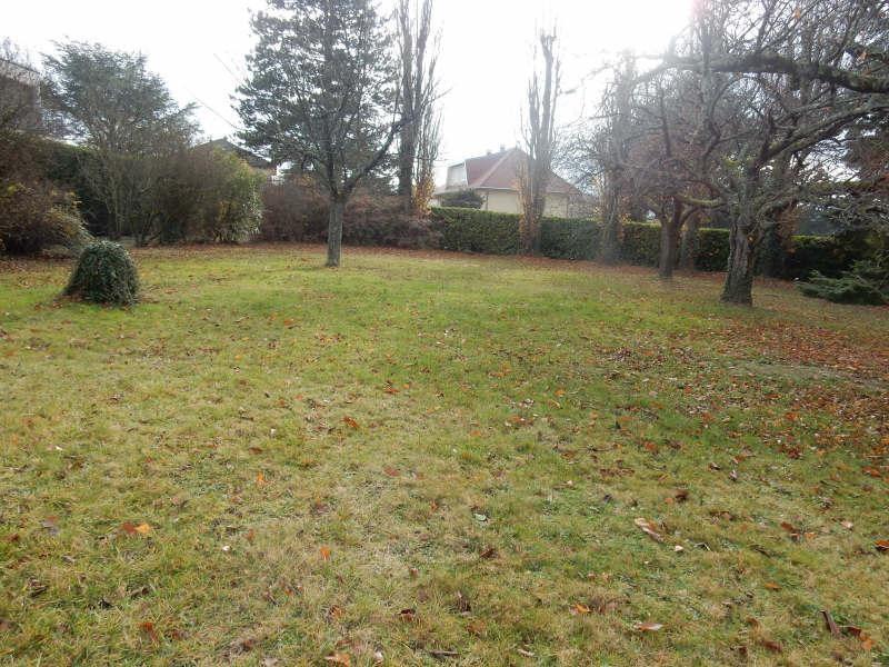 Verkoop  stukken grond Seyssuel 247000€ - Foto 1