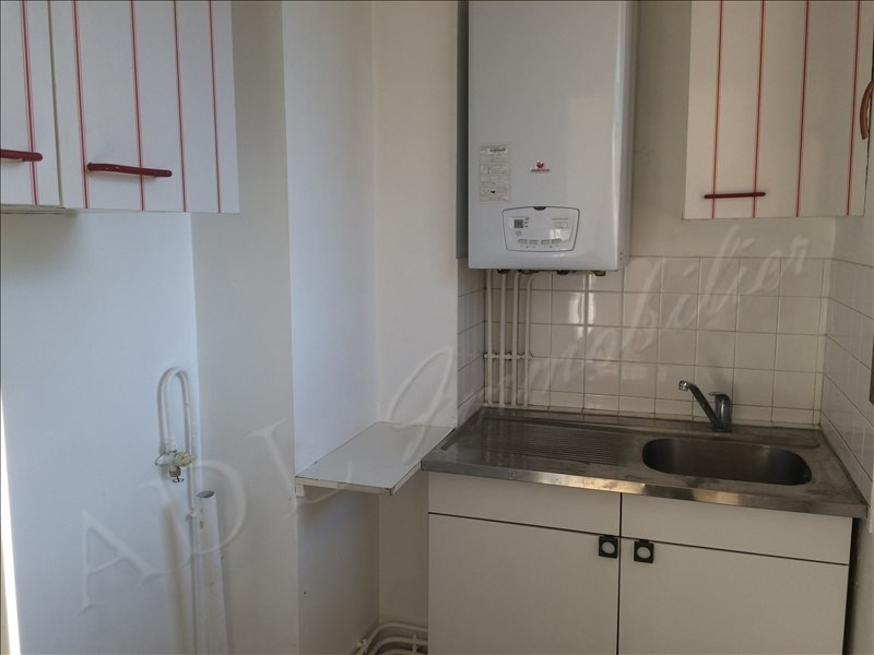 Sale apartment Chantilly 130000€ - Picture 2