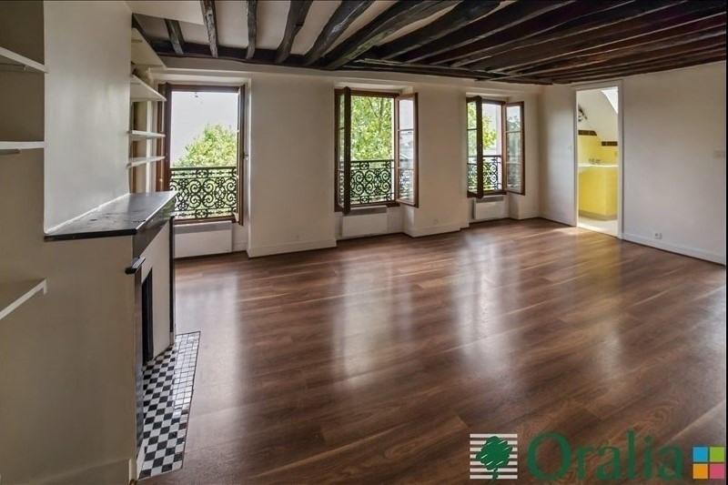 Vente appartement Paris 3ème 375000€ - Photo 1
