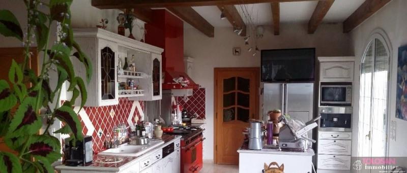 Sale house / villa Villefranche de lauragais secteur 440000€ - Picture 2