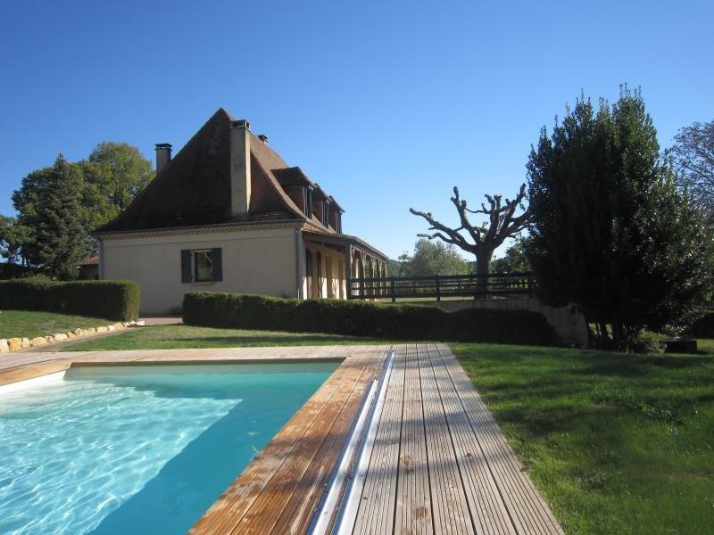 Sale house / villa St cyprien 388500€ - Picture 6
