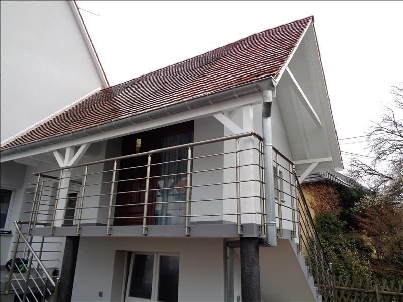 Rental house / villa Soufflenheim 760€ CC - Picture 1