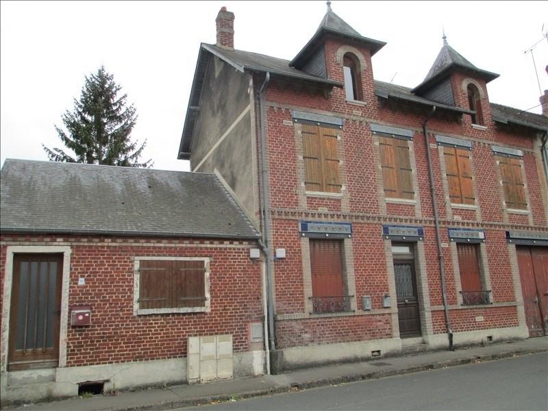 Sale building Cires les mello 299000€ - Picture 1