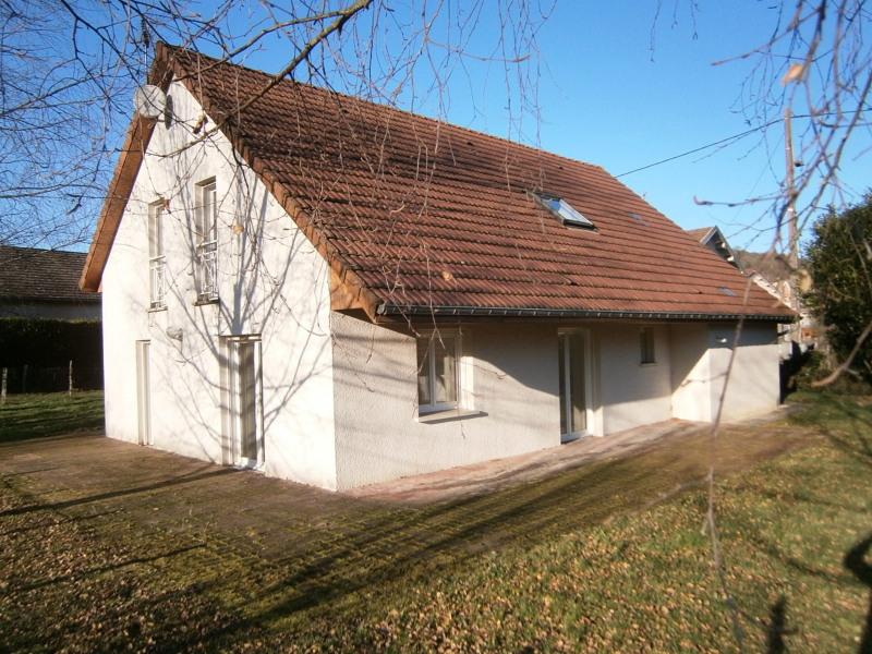 Maison contemporaine Thise