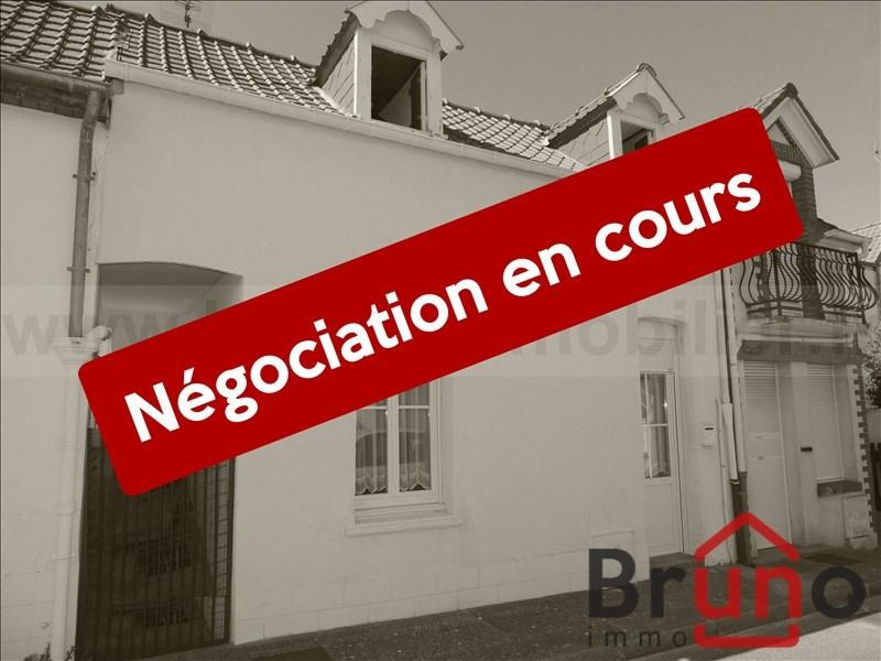 Vente maison / villa Le crotoy 95 500€ - Photo 1