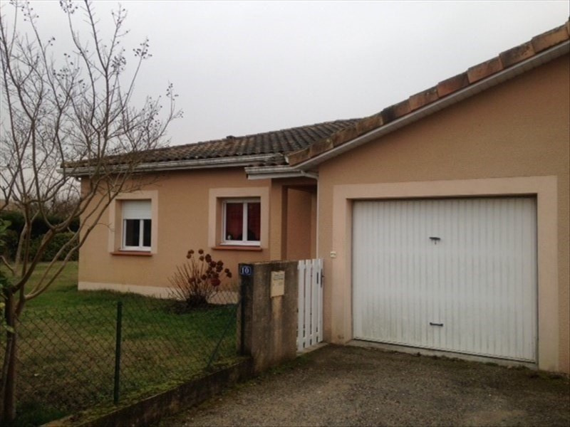 Vente maison / villa Montauban 158 360€ - Photo 1