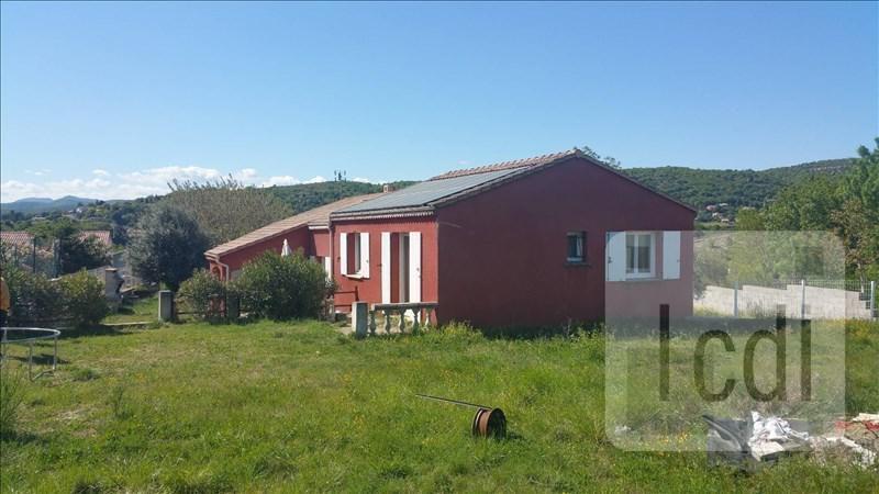 Vente terrain Saint-symphorien-sous-chomérac 65000€ - Photo 1