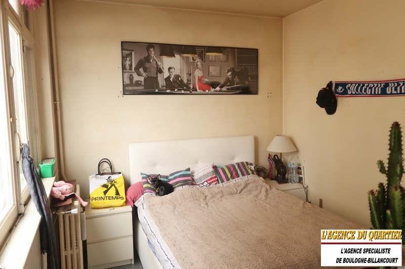 Venta  apartamento Boulogne billancourt 530000€ - Fotografía 4