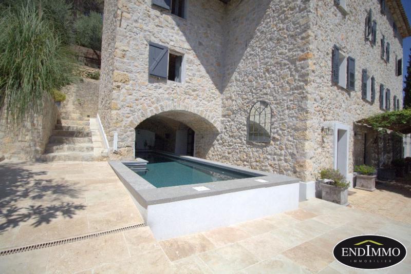Deluxe sale house / villa Grasse 1680000€ - Picture 10