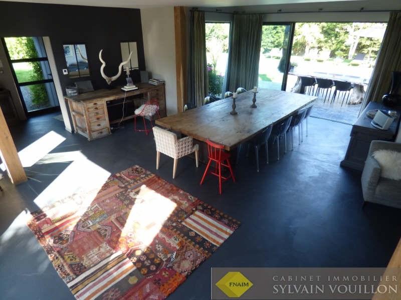 Verkauf von luxusobjekt haus Auberville 695000€ - Fotografie 4