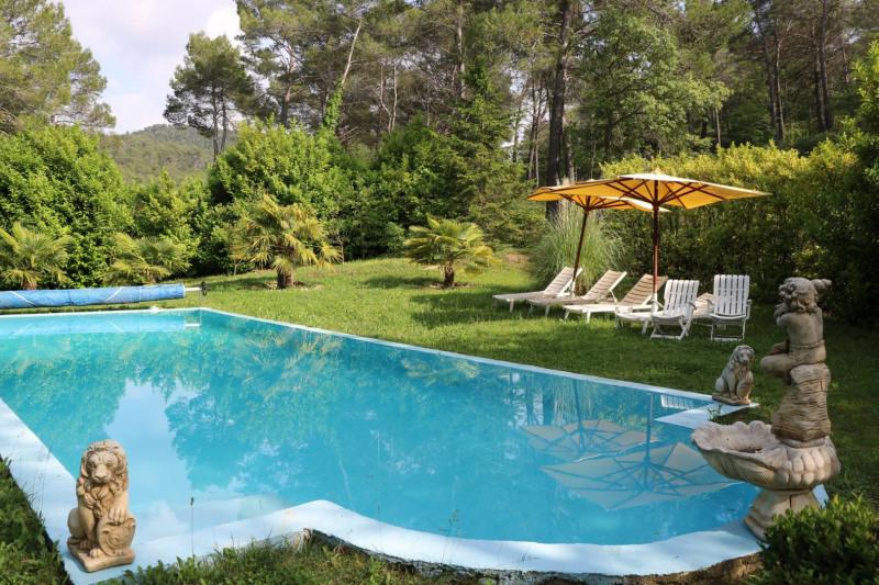 Deluxe sale house / villa Le puy-sainte-réparade 745000€ - Picture 1