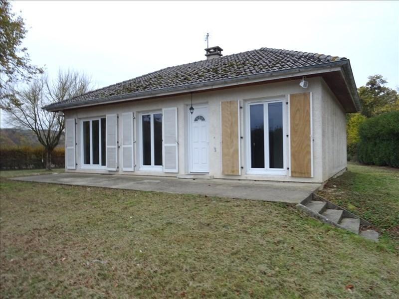 Vente maison / villa St jean de bournay 158000€ - Photo 1