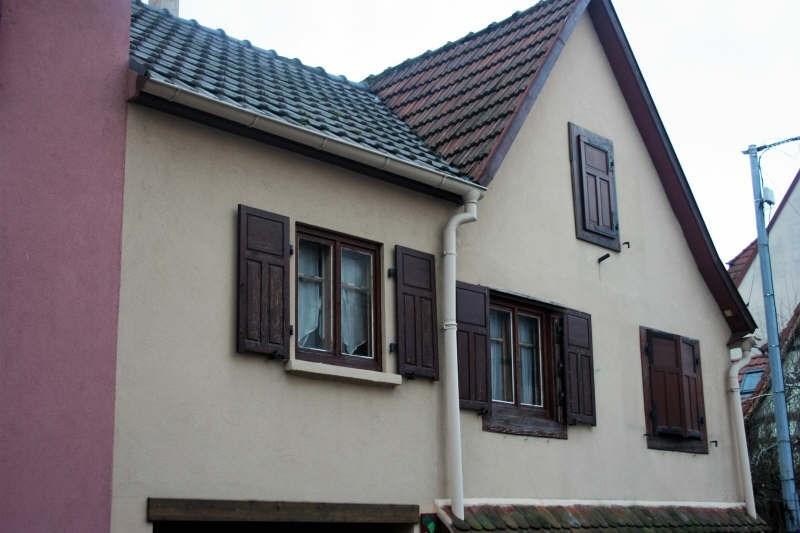 Sale house / villa Marlenheim 278000€ - Picture 1