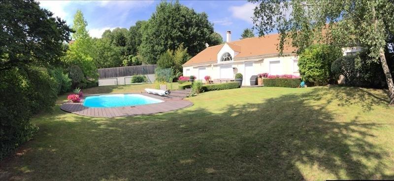 Vente de prestige maison / villa St nom la breteche 1285000€ - Photo 1